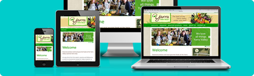 Wildeye Responsive web design