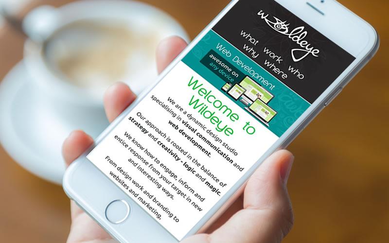 Wildeye Responsive web design