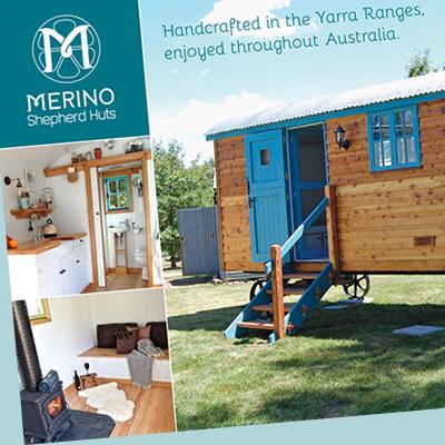 Merino Shepherd Huts