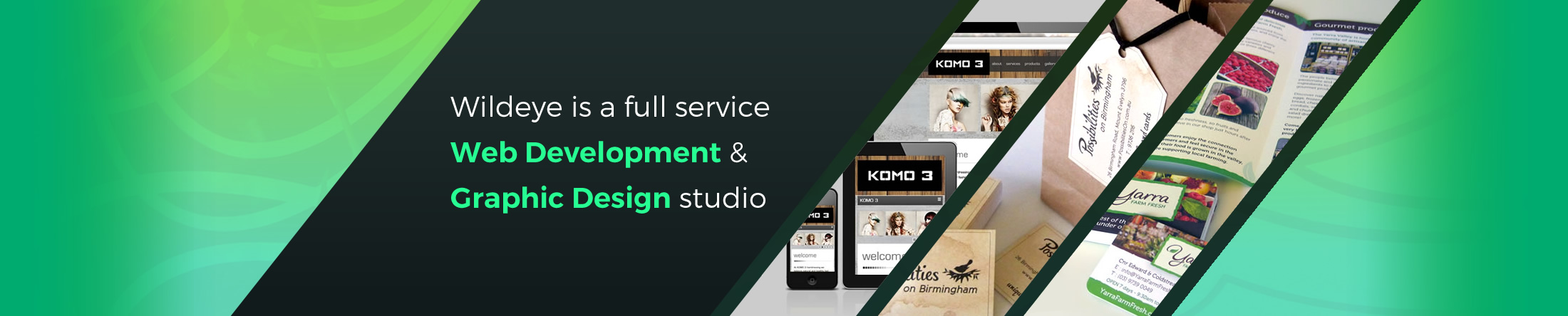 Web Development and Graphic Design
