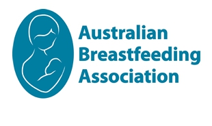 Australian Breastfeeding Association logo