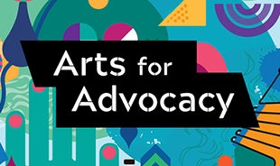 Arts for Advocacy logo