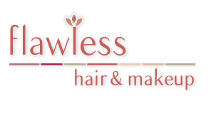 Flawless Hair & Makeup logo