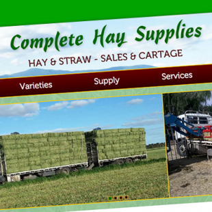 Complete Hay Supplies