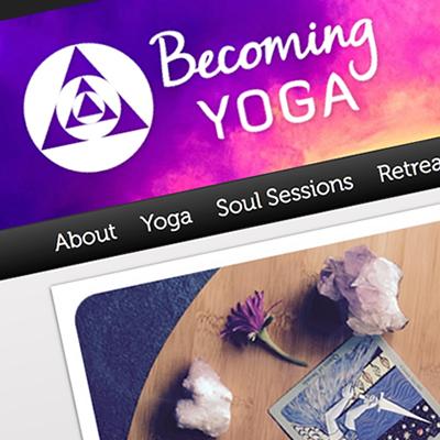 Becoming Yoga
